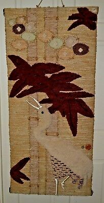 AUTHENTIC DON FREEDMAN HAND MADE IN INDIA  # 507 WALL HANGING signed