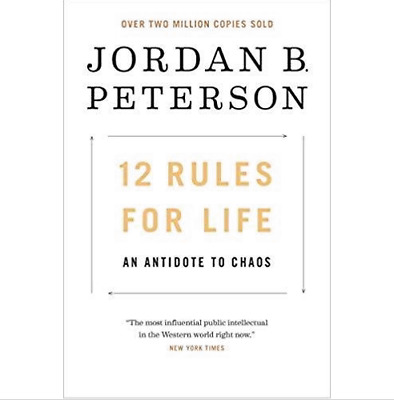 12 Rules for Life : An Antidote to Chaos By Jordan Peterson ( EPUB, PDF 2018)