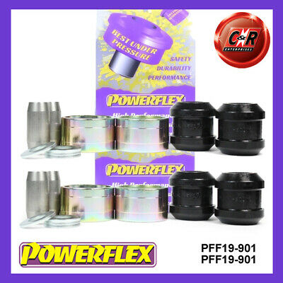 Ford Escort MK5,6 RS2000 4X4 92-96 Powerflex FrWbone Bushes 47mm PFF19-901 / 901