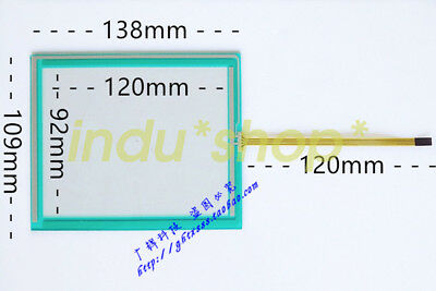 New for 5.7 inch 6AV6642-0AA11-0AX0 TP177B Tp277-6/ resistance touch glass