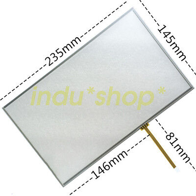 New 10.2-inch touch screen HD resistor AT102TN03 V.9/V.1 LCD touch screen glass