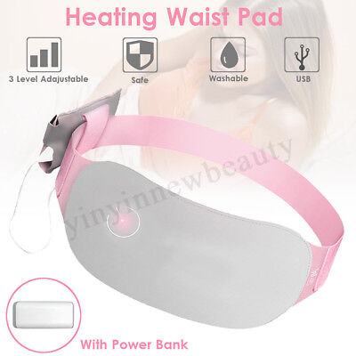 Heating Pad Therapy For Menstrual Cramp Pain Relief Therapy Girlfriend Gifts NEW