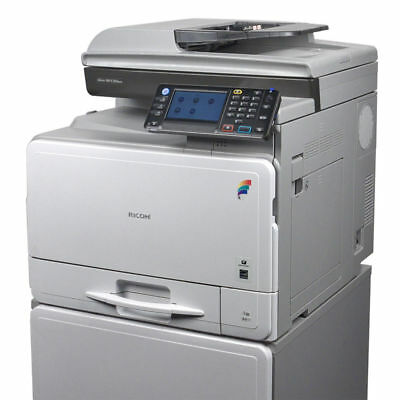 Ricoh Aficio MP C305SPF Color Copier Printer