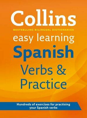 Easy Learning Spanish Verbs and Practice (Collins Easy Learning Spanish),Collin