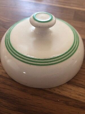 Vintage Sadler Kleenware/Kleen Kitchen Ware Spare Lid for Jar/Pot