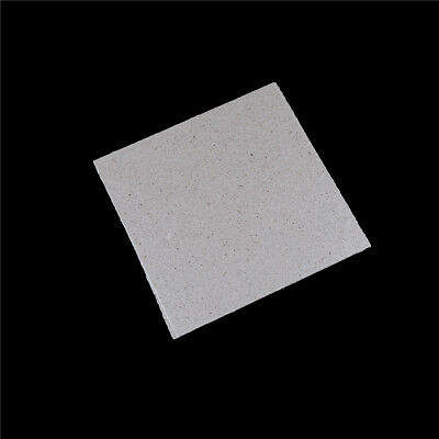 """2Pcs Microwave Oven Repairing Part Mica Plates Sheets 4.8x 4.8""""/120x120mm FG"""