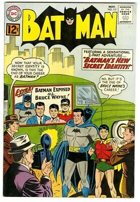 Batman #151 (1962) F/VF New DC Silver Age Collection