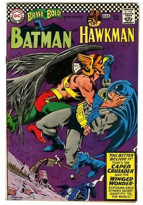 Brave and the Bold #70 (1966) VG+ New DC Silver Age Collection