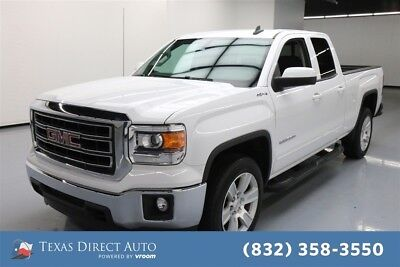 2015 GMC Sierra 1500 SLE Texas Direct Auto 2015 SLE Used 5.3L V8 16V Automatic 4WD Pickup Truck OnStar
