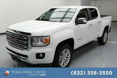 2015 GMC Canyon 2WD SLT Texas Direct Auto 2015 2WD SLT Used 3.6L V6 24V Automatic RWD Pickup Truck