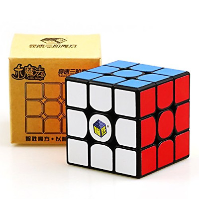 YuXin Little Magic 3x3x3 Speed Cube Magic Cube Smoothly Fast Twsit Puzzle Cube