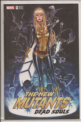 *+* SELTEN THE EDITIONEW MUTANTS DEAD  MARK BROOKS Variant - COVER MARVEL