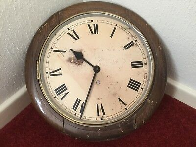 Elliott Clock Vintage / Antique 12 inch Clock Face