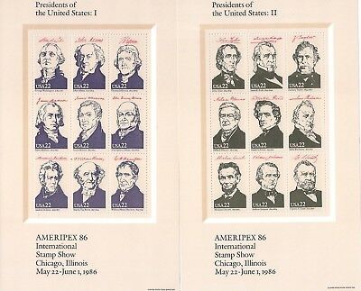 US Stamps Collection Scott#2216-2219 Mint NH OG