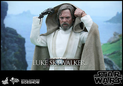 Star Wars~Episode: Vii~Luke Skywalker~Sixth Scale Figure~Mms~Hot Toys~Mib