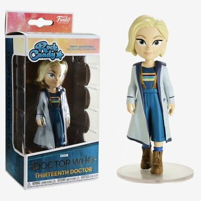 Funko Rock Candy: BBC Doctor Who - Thirteenth Doctor Vinyl Collectible #30779