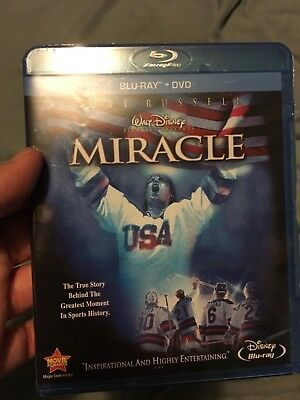New Factory Sealed Miracle Blu-ray