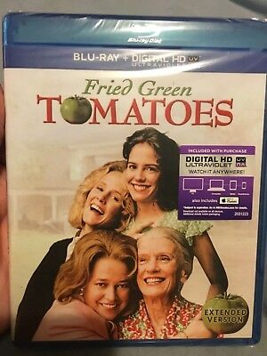 New Factory Sealed Fried Green Tomatoes Blu-ray