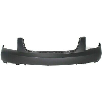 Upper Bumper Cover CH1014118 for 2014-2018 Dodge Durango Primed Front