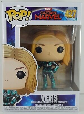 Funko POP! Marvel: Captain Marvel - VERS #427