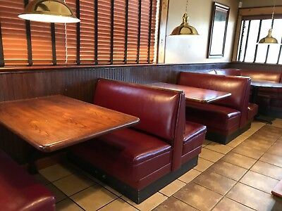 Restaurant Furniture Booth Sofa Seating