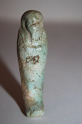 ANCIENT EGYPTIAN USHABTI LATE DYNASTIC 30th DYN 380 BC