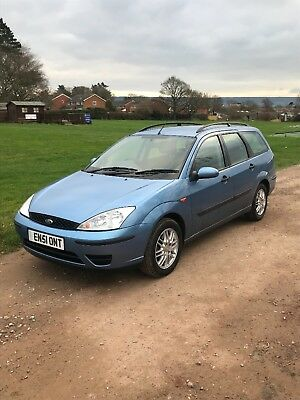 Ford Focus 1.8 Estate LX, 1.8 Petrol,15 Service Stamps,2 Owners,Cambelt Done.