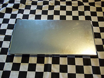 1 New - 10 X 14 Inch Hvac Duct End Cap Galvanized Sheet Metal Building Supply