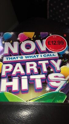 Now That's What I Call Party Hits - Various Artists (Album) [CD]
