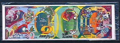 [HG21097] Algeria 1999 : Good Very Fine Adhesive Complete Sealed Booklet