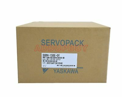 One Yaskawa Sgdh-15De-Oy Servo Driver New In Box Via Dhl