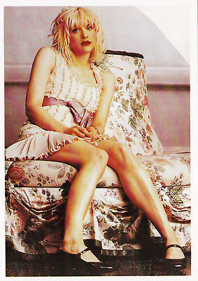 Postkarte, Courtney Love