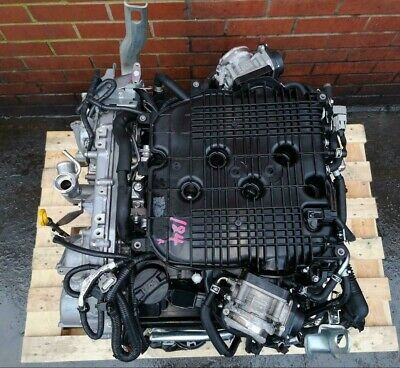 Nissan 350Z Fairlady Hr Engine Vq35Hr 2007-2009