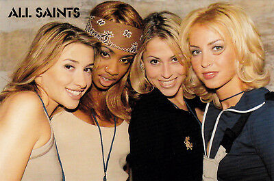 Postkarte, ALL SAINTS