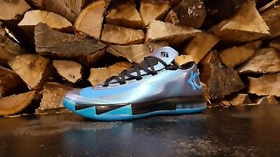 3931e90647e 2013 Mens Nike Id Kd 8 Basketball Shoes Sz 10 44 Custom Kevin Durant Rare  Used