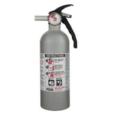 Car Auto Fire Extinguisher Truck Dry Chemical Powder Electrical Safety Kidde B:C