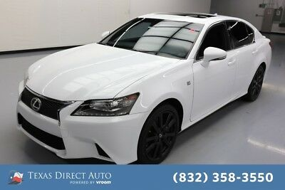2015 Lexus GS AWD 4dr Sedan Texas Direct Auto 2015 AWD 4dr Sedan Used 3.5L V6 24V Automatic AWD Sedan