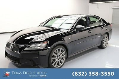 2014 Lexus GS  Texas Direct Auto 2014 Used 3.5L V6 24V Automatic RWD Sedan Premium