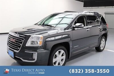 2017 GMC Terrain SLT Texas Direct Auto 2017 SLT Used 2.4L I4 16V Automatic AWD SUV OnStar