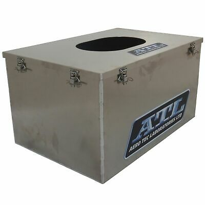 ATL Fuel Saver Cell Alloy Box - Suits 80 Litre Cell - 658 x 440 x 355mm