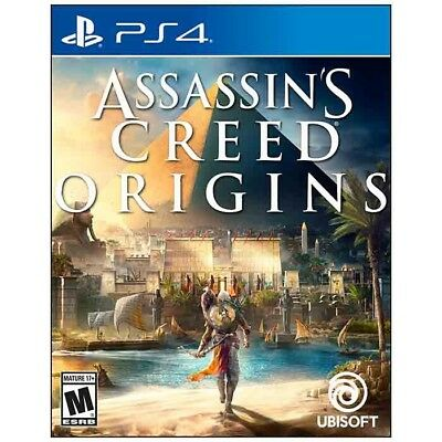 Assasins Creed Origins ps4 Digital*