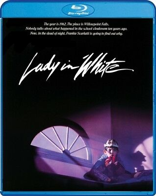 LADY IN WHITE New Sealed Blu-ray