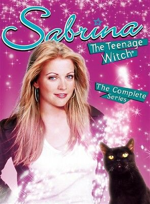 SABRINA THE TEENAGE WITCH COMPLETE SERIES New 24 DVD Seasons 1-7 1 2 3 4 5 6 7