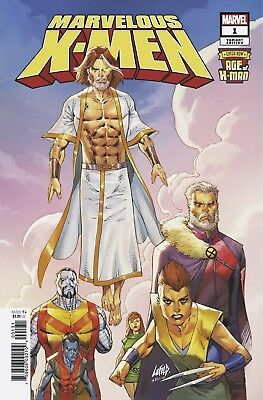 Age Of X-Man Marvelous X-Men #1 (Of 5) 1:50 Rob Liefeld Variant (06/02/2019)