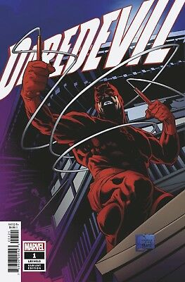 Daredevil #1 1:100 Joe Quesada Hidden Gem Variant (06/02/2019)