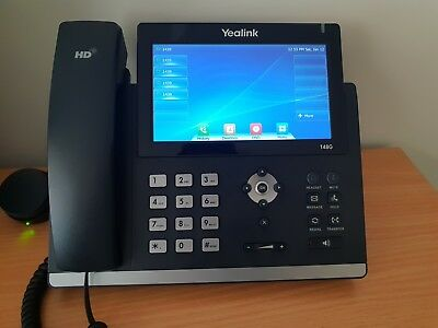 Yealink SIP-T48G Used Good Condition