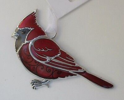 i Cardinal BIRD TALES ORNAMENT Ganz strong courage visitor from heaven resilient