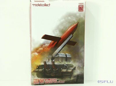 Modelcollect 1:72 UA72073 Germany V1 Missile launcher w. E50 body - NEU!