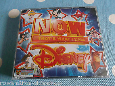 Now That's What I Call Music Disney ~Thats A New & Sealed ~ 3 Disc 67 Track Set