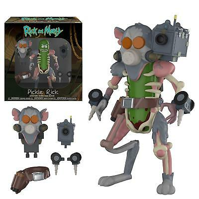Funko Rick and Morty: Pickle Rick Action Figure Item #29783